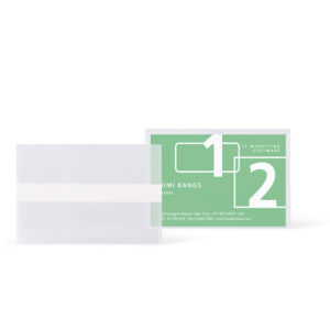 3L Biodegradable Self-adhesive Business Card Pockets